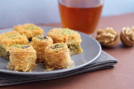 sweet desserts of Oriental cuisine