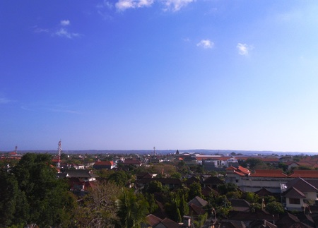 fantastic view: Fantastic view in Indonesia, Bali island, nature Stock Photo