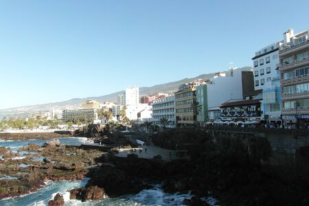 canarian: Tenerife, Canarian island, beautiful nature and nice cities, Spain