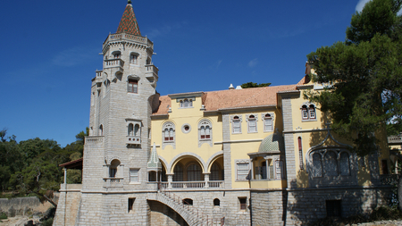 Cascais and Sintra are very beautiful cities in Portugal