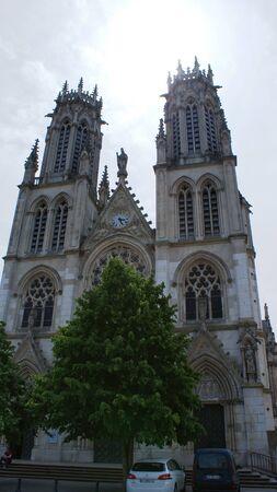 Bautiful city Nancy, north east region of France