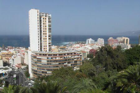 Canarian island Tenerife, beauty of Canarias, Spain