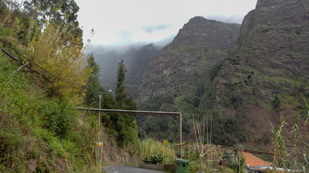 Valley of the Nuns: amazing nature of the island Madeira