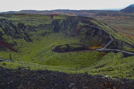 Beautiful mountains and fantastic geysers and waterfalls are popular part of Iceland and icelandic nature. Everything is close to the N1 road and accessable by usual car