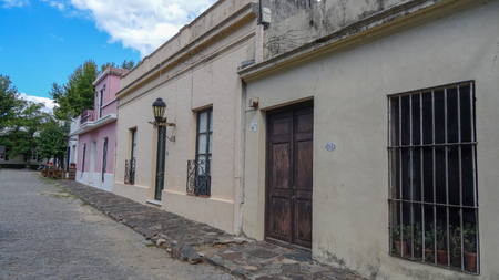 Colonia del Sacramento is amazing city in Uruguay where tourist can see a lot of ancient buildings