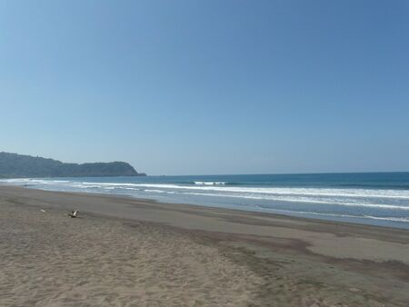 Beautiful Costa Rica. Country of beaches and wonderful nature