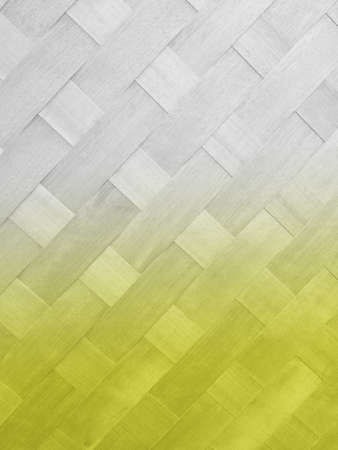 crisscross: The plain weave of wood texture background in Citrus mode