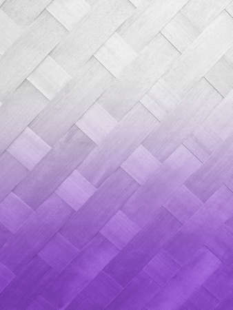 criss cross: The plain weave of wood texture background in Lilac mode