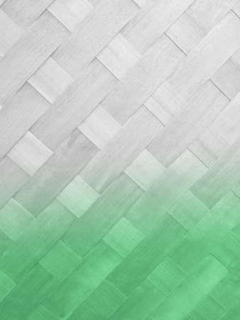 criss: The plain weave of wood texture background in Mint mode