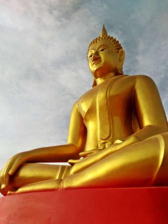 thai buddha: Thai the image of Buddha