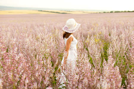 Girl in Sage