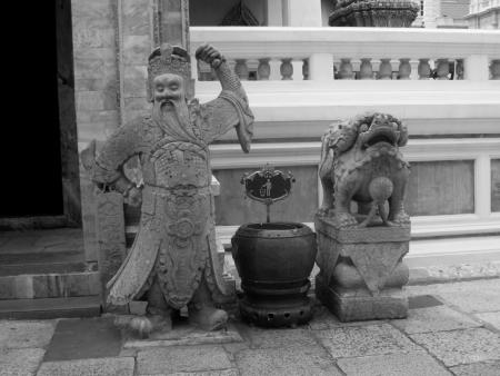 buddhismus: Thailand Bangkok city panorama asian culture
