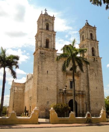 merida: cathedral church Mexico Merida