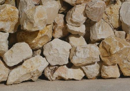piso piedra: muro de piedra, suelo de piedra, piedras, material, construcci�n Foto de archivo