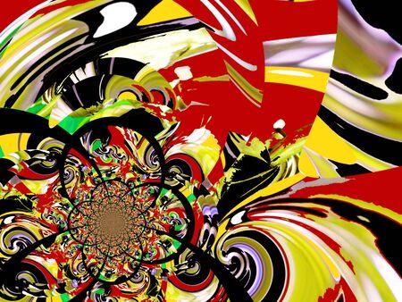 techical: grafica arte background colorato