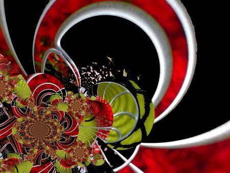 foto: graphic design art illustracion Abstract background