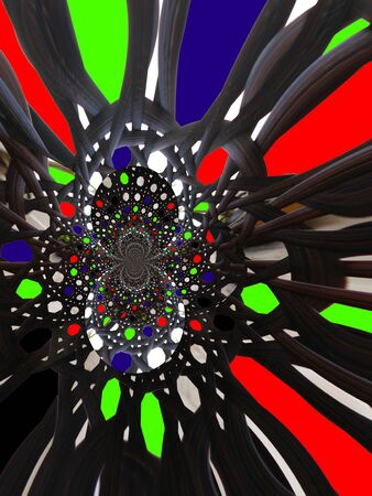 techical: graphic design art illustracion Abstract background