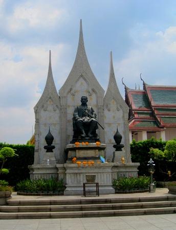 buddhismus: Thailand Bangkok city panorama asian culture temple