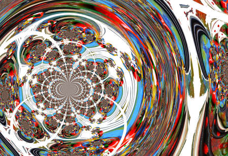 techical: Abstract illustration background graphic design painting