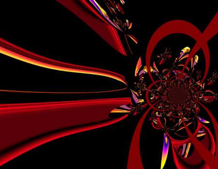 techical: Illustrazione sfondo astratto graphic design Archivio Fotografico