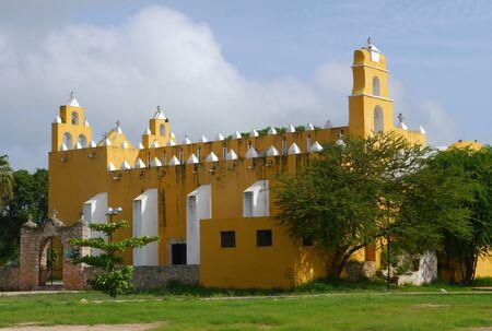 merida: Mexico Church Cathedral Merida Colonial