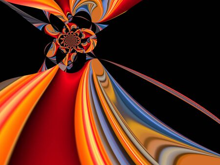 technic: Illustration background graphic design abstract