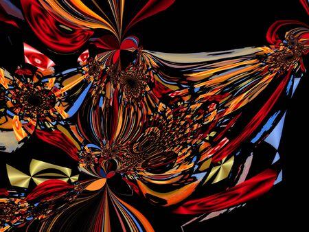 techical: Illustrazione sfondo graphic design astratto