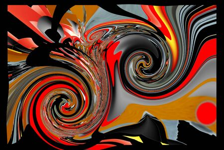 techical: Illustration background graphic design abstract