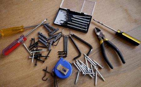 tornillos: Hammertools destornillador tornillos de construcción