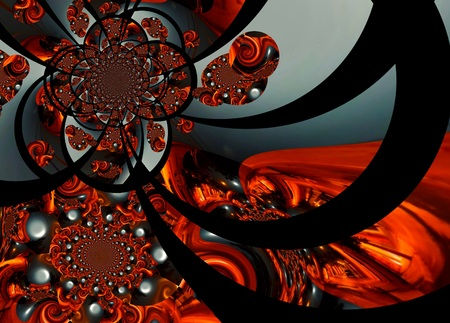 graphic: Illustration background graphic design abstract