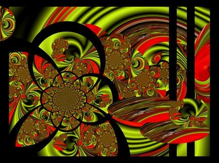 grafisch ontwerp: llustration background graphic design abstract Stockfoto