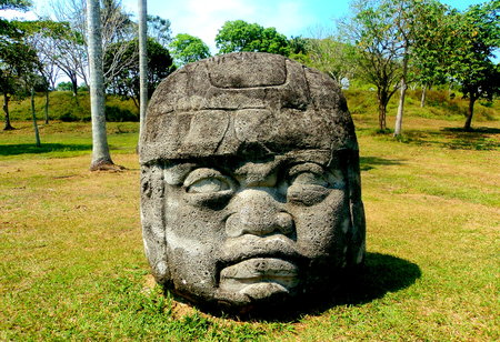 stoneheads of tabasco Mexico history and culture