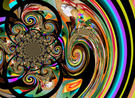 technic: llustration background graphic design abstract summer sun