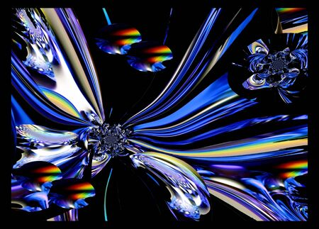 techical: llustration background graphic design abstract Stock Photo
