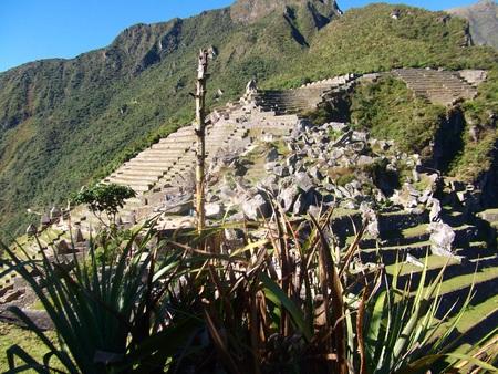 Machu Picchu Peru Inca ruins World wonder travel southamerica