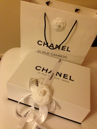 chanel: Chanel Bag Stock Photo