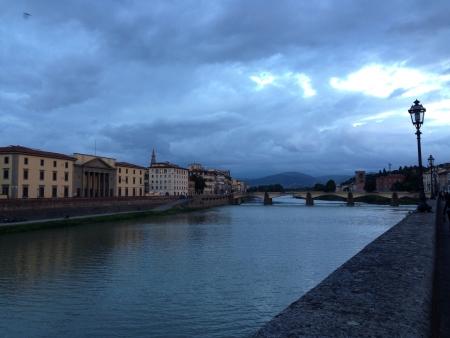 arno: Arno River Florence