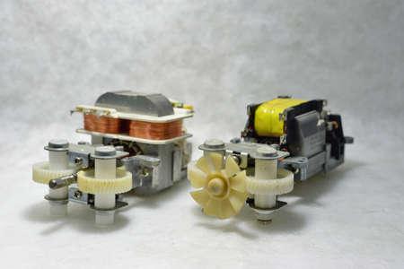 whisker: Whisker motors