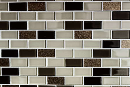 Kitchen wall tiles Archivio Fotografico