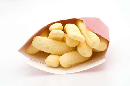 Marshmallow Fries Фото со стока