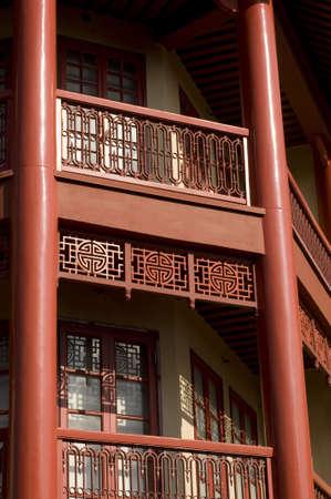 balcony: Chinese Balcony