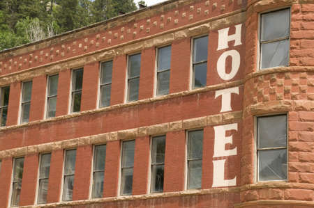 deadwood: Hotel in Downtown Deadwood South  Dakota