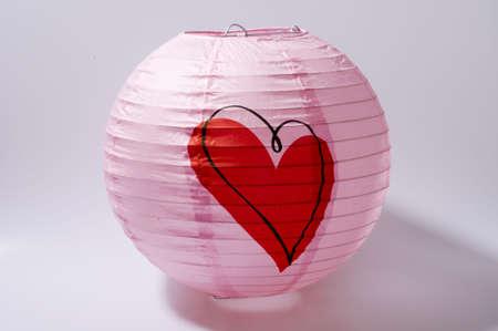 Heart Lantern Reklamní fotografie