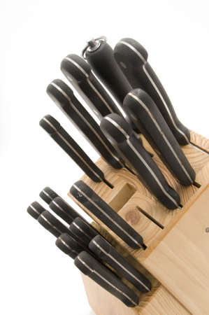 Cutlery Set Isolated Stock Photo - 3369924