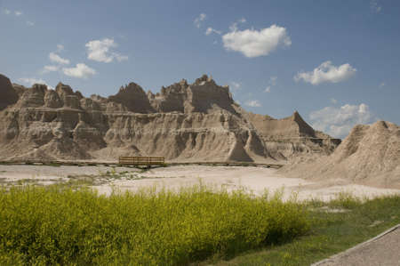 south dakota: Malelande in Sud Dakota