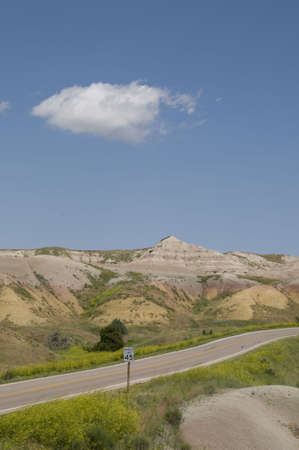 badlands: Badlands in South Dakota