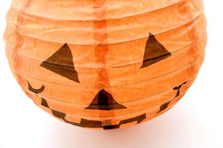 Close up of Pumpkin Lantern
