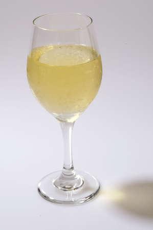 White Wine Reklamní fotografie