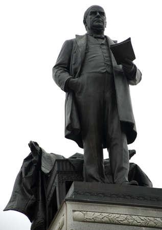 McKinley Monument in Kanton burg