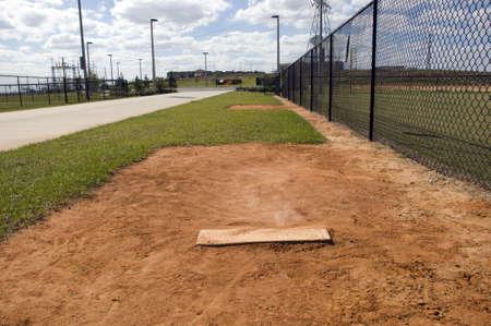 Practice Pitching Mound photo